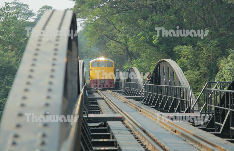 River Kwai Bridge or Death Railway