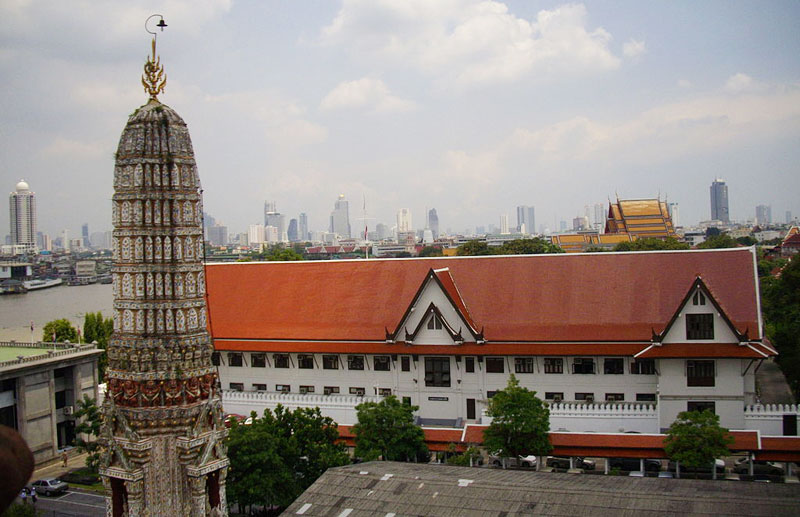 The Old Thon Buri Palace