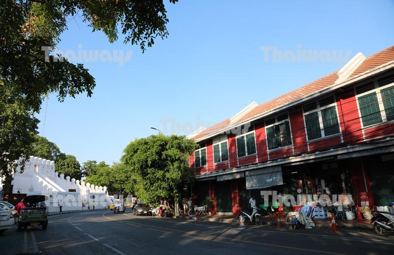 Phra Athit Road