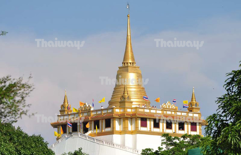 Wat Saket and The Golden Mount