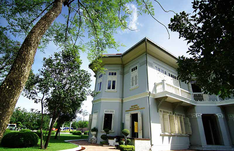 Suan Farang Kangsai Residential Hall