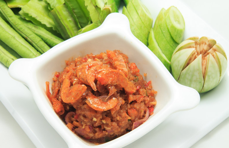 Dip with Dried Shrimps