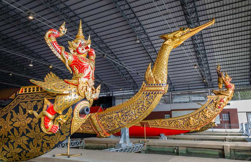 Royal Barge Museum